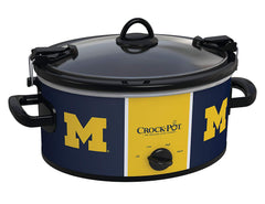 Michigan Wolverines Slow Cooker