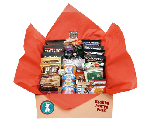 Healthy Pantry Pack Exam Care Package