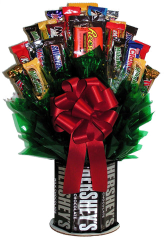 Hershey's & More Bouquet Exam Care Package