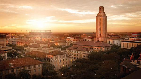 UT at Austin Campus View