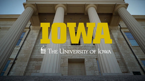 University of Iowa packing list