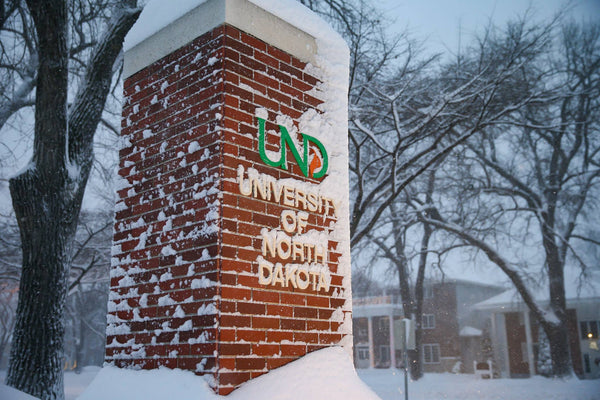 University of North Dakota Winter