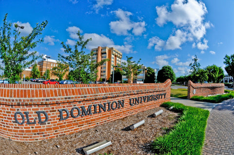 old dominion university packing list