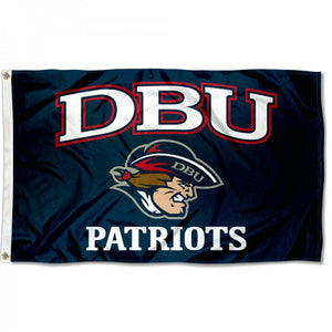 Dallas Baptist Flag