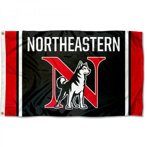 Northeastern University Flag