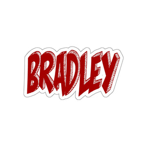 Bradley Sticker