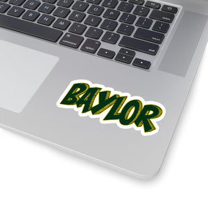 Baylor Sticker