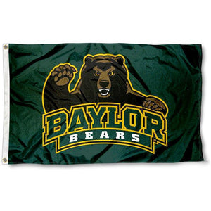 Baylor University Bears Flag