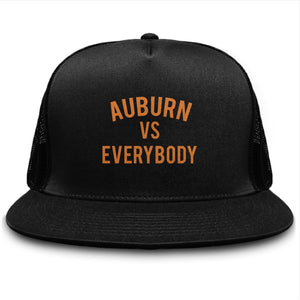 Auburn vs Everybody Trucker Cap