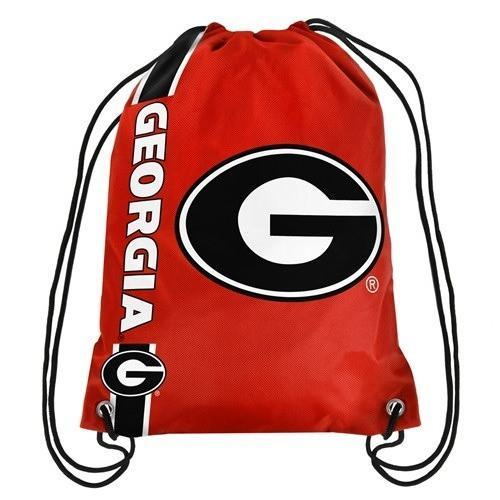 Georgia Bulldogs Drawstring Backpack
