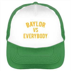 Baylor vs Everybody Trucker Cap