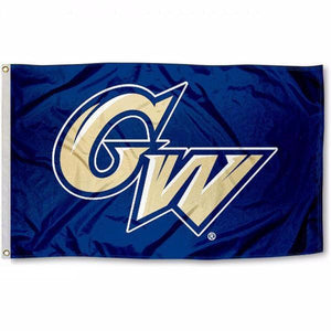 George Washington University Colonials Flag
