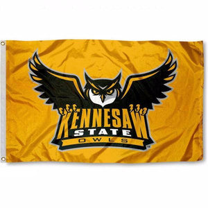 Kennesaw State University Flag