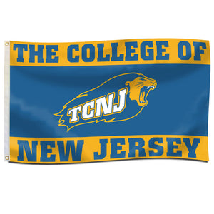 The College of New Jersey Flag