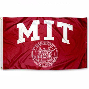 MIT Massachusetts Institute of Technology Flag