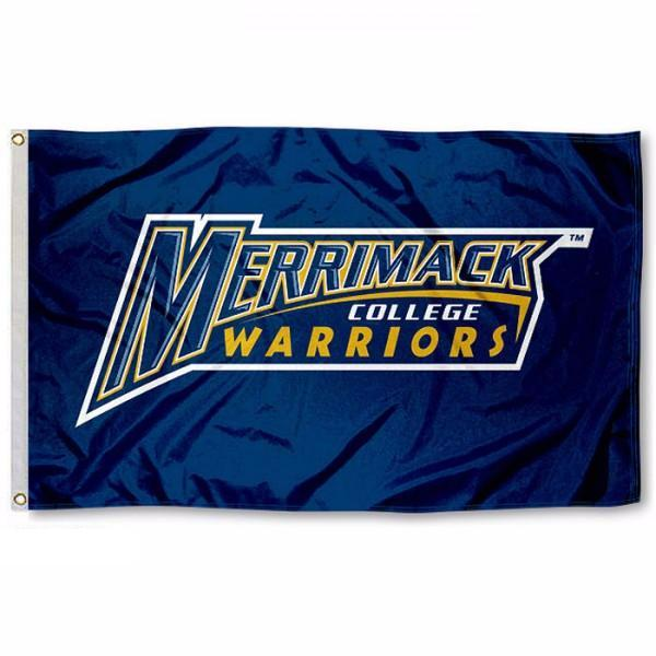 Merrimack College Flag
