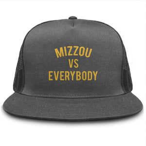 Mizzou vs Everybody Trucker Cap