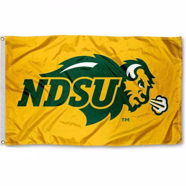 NDSU North Dakota State University Flag