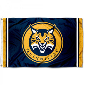 Quinnipiac University Flag