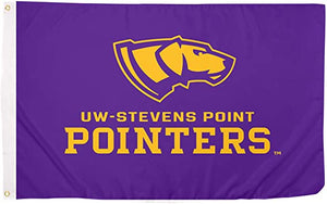 UW Stevens Point Flag
