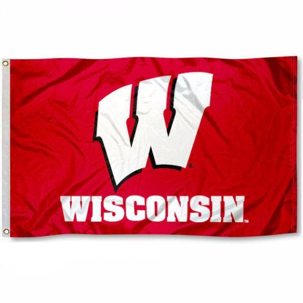 University of Wisconsin-Madison Flag