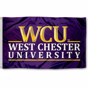 West Chester University  Flag