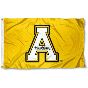 App State University Mountaineers Flag