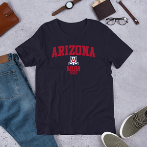 Arizona Class of 2023 Family T-Shirt