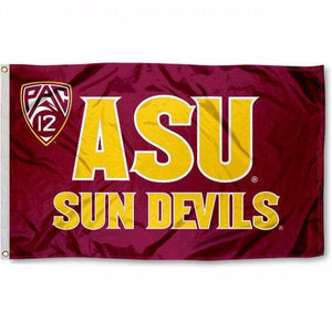 Arizona State University Sun Devils Flag