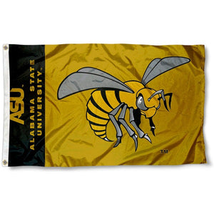 Alabama State University Hornets Flag