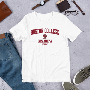 Boston College Class of 2023 Family T-Shirt