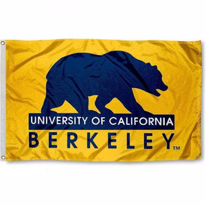 UC Berkeley Bears Flag