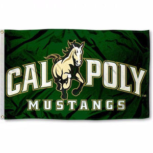 Cal Poly SLO Mustangs Flag