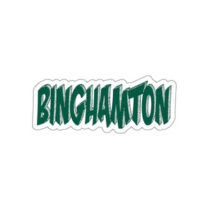 Binghamton Sticker