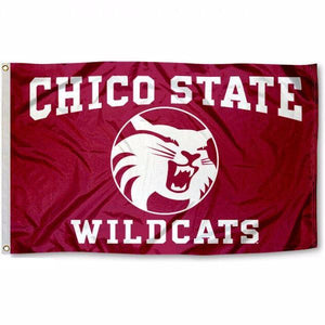 Chico State Wildcats Flag