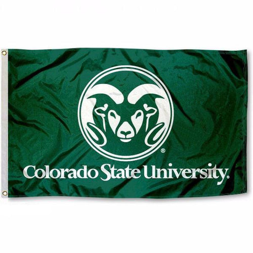 Colorado State Rams Flag
