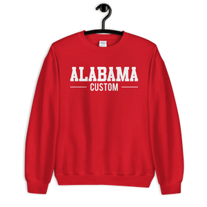 Alabama Customize Your Major