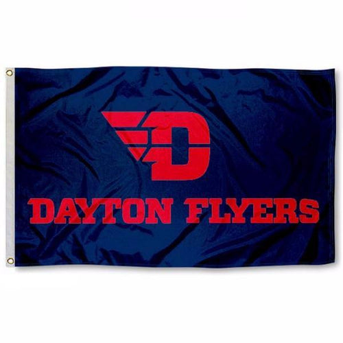 Dayton Flyers Flag