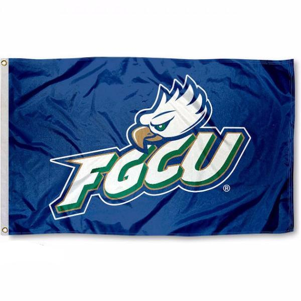 Florida Gulf Coast University FGCU Flag