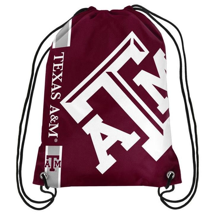 Texas A&M Aggies Drawstring Backpack