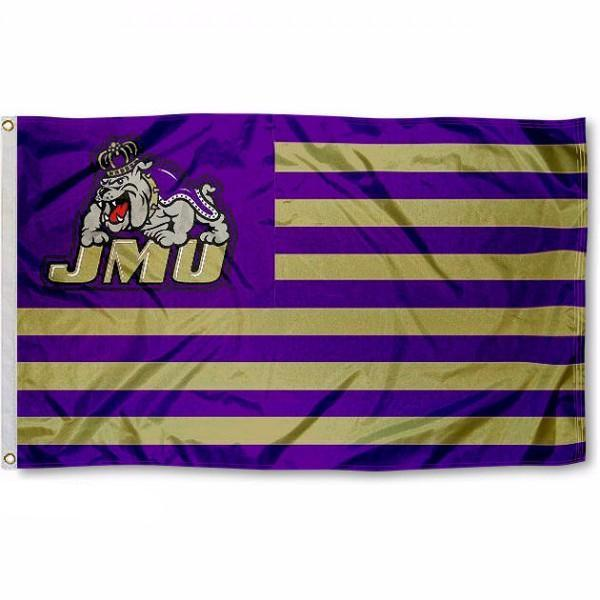 James Madison University Flag