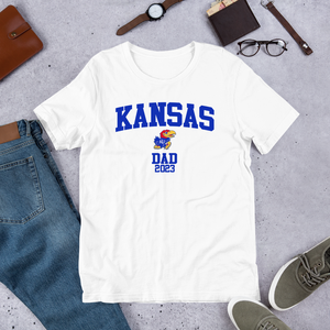 Kansas Class of 2023 Family T-Shirt