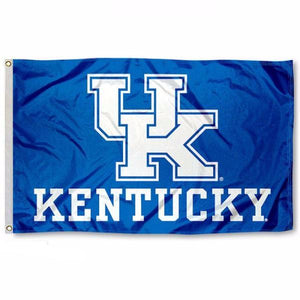 University of Kentucky Wildcats Flag