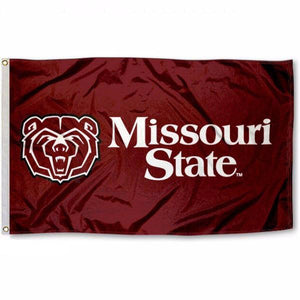 Missouri State University Flag