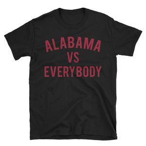 Alabama vs Everybody