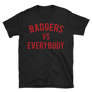 Badgers vs Everybody