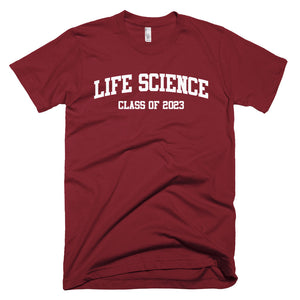 Life Science Major Class of 2023 T-Shirt