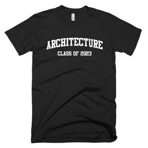 Architecture Major Class of 2023 T-Shirt