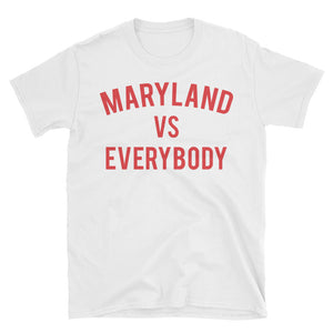 Maryland vs Everybody