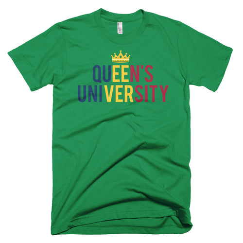 Queen's University Crown St. Patrick's Day Edition